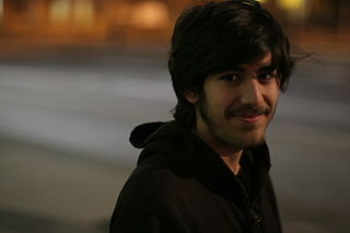 photo d'Aaron Swartz